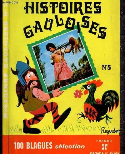 HISTOIRE GAULOISES N°5