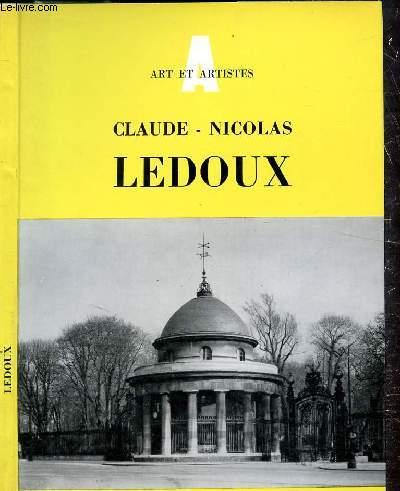 CLAUDE NICOLAS LEDOUX 1736-1806