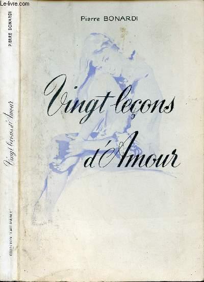 VINGT LECONS D'AMOUR