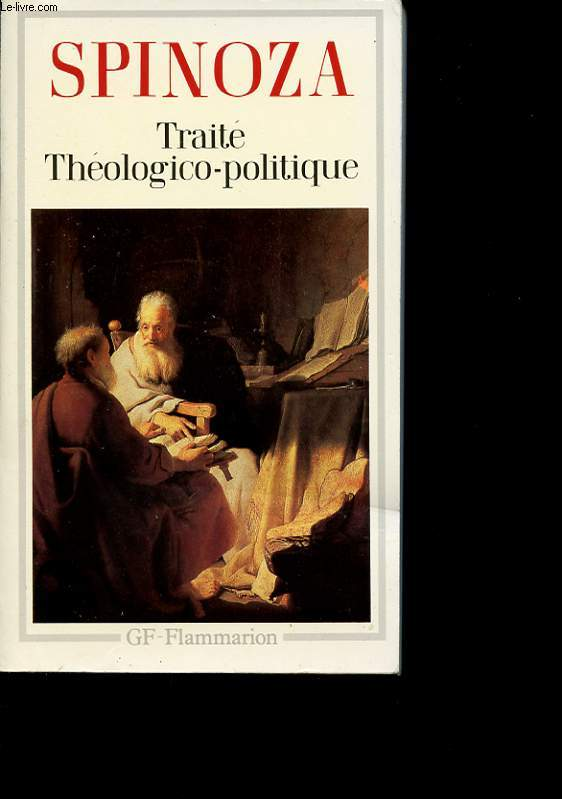 TRAITE THEOLOGICO POLITIQUE Oeuvres 2