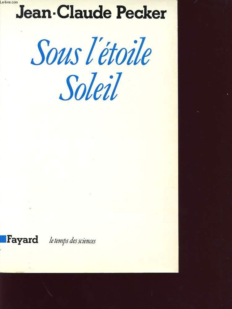 SOUS L ETOILE SOLEIL