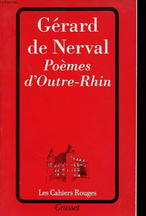 POEMES D OUTRE-RHIN