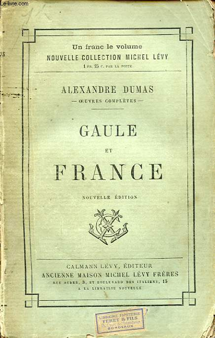GAULE EN FRANCE