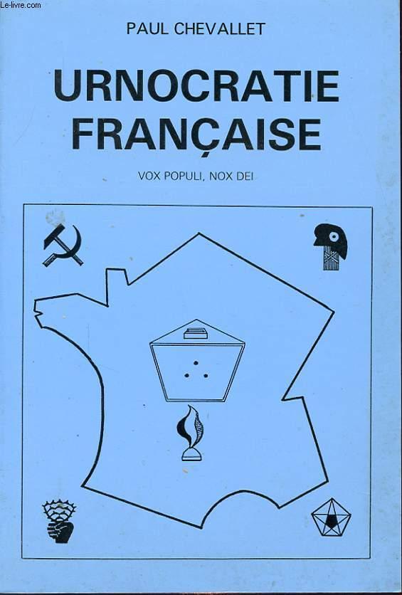 URNOCRATIE FRANCAISE