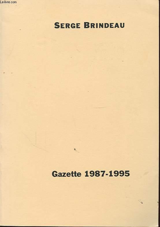 GAZETTE 1987-1995