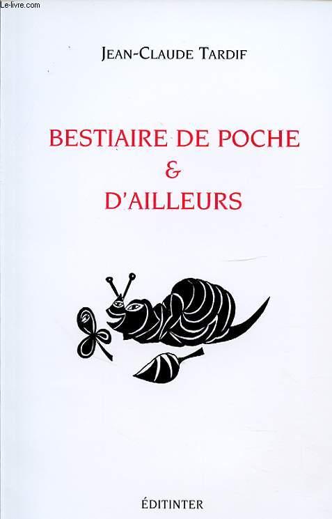 BESTIAIRE DE POCHE ET D AILLEURS