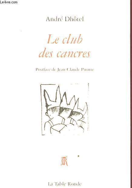 LE CLUB DES CANCRES