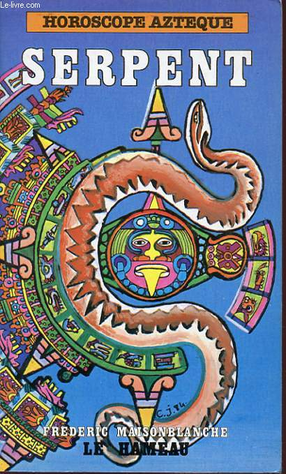 HOROSCOPE AZTEQUE SERPENT