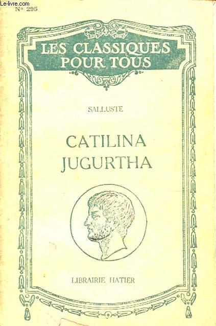 CATILLA JUGURTHA
