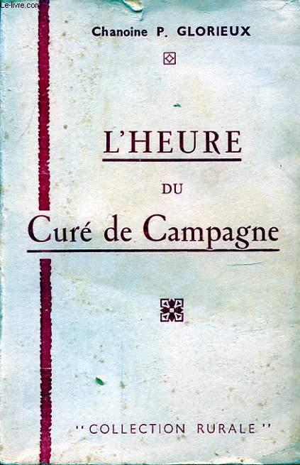 L HEURE DU CURE DE CAMPAGNE
