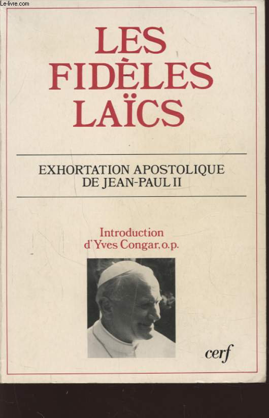 LES FIDELES LAICS