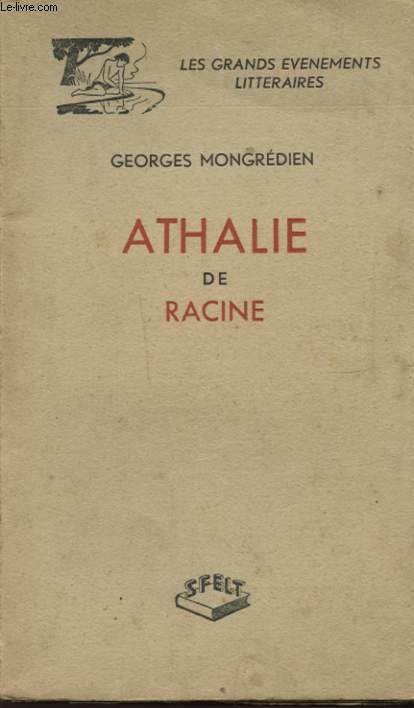 ATHALIE DE RACINE