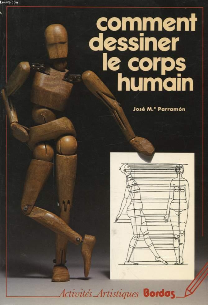 COMMENT DESSINER LE CORPS HUMAIN