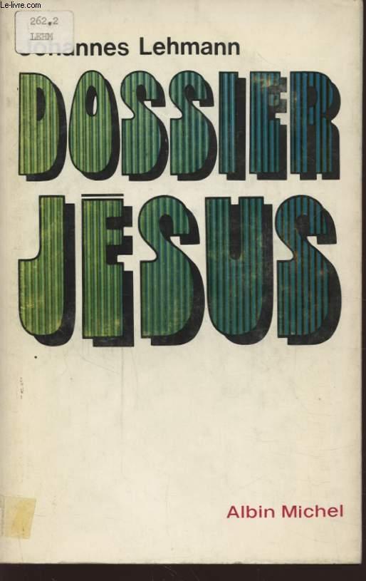 DOSSIER JESUS