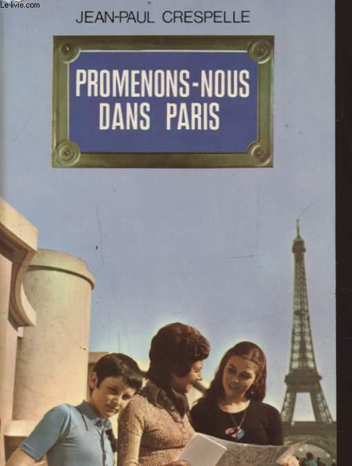 PROMENONS NOUS DANS PARIS