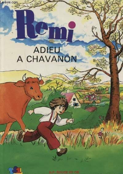 REMI : ADIEU A CHEVANON