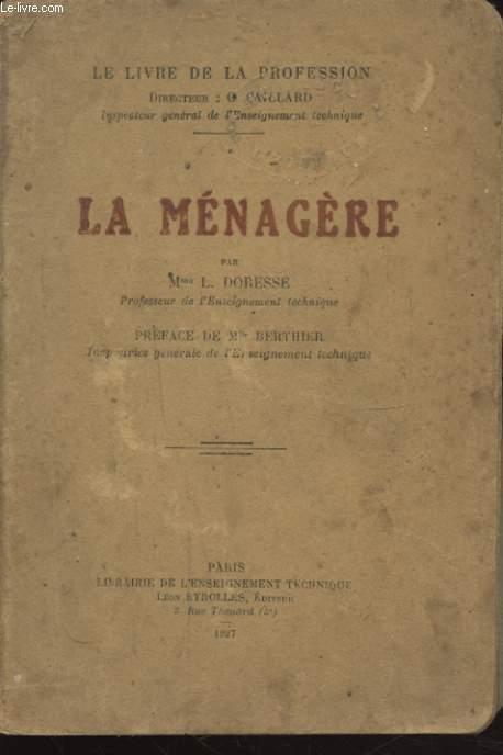 LA MENAGERE