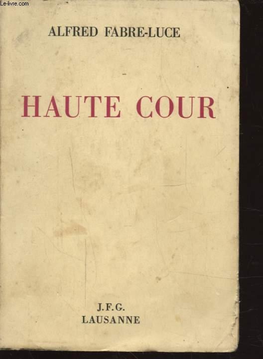 HAUTE COUR