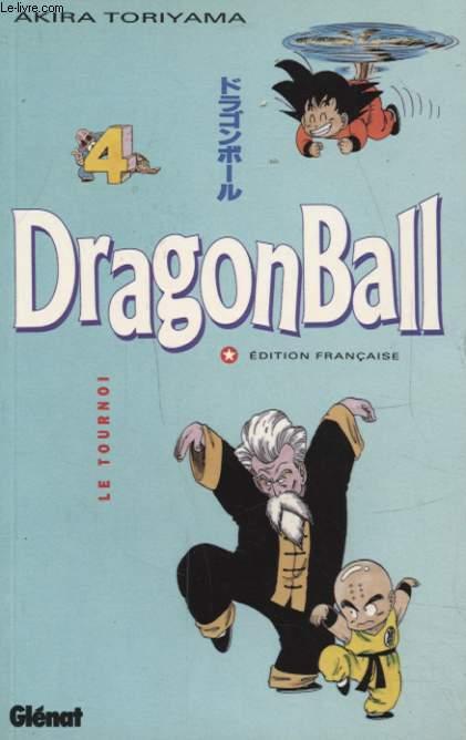 DRAGONBALL N°4 : LE TOURNOI