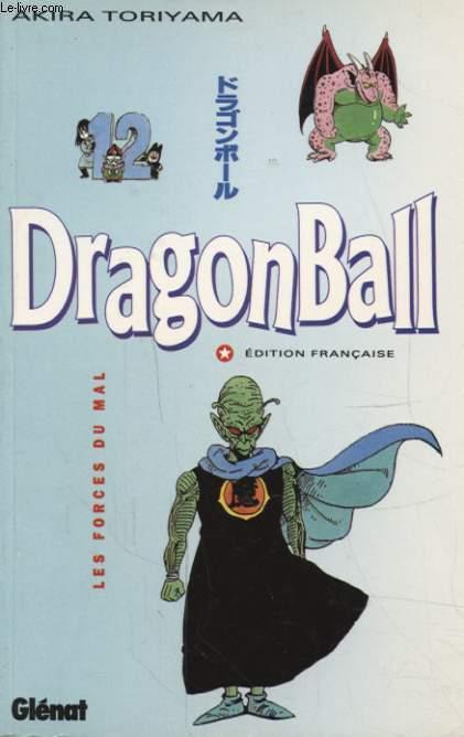 DRAGONBALL N°12 : LES FORCES DU MAL
