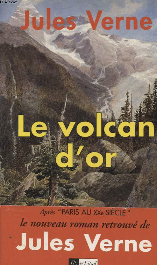 LE VOLCAN D OR
