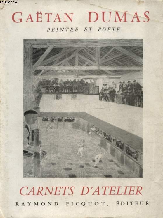 CARNET D ATELIER