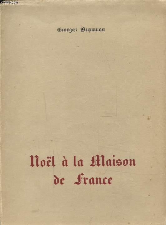 NOEL A LA MAISON DE FRANCE