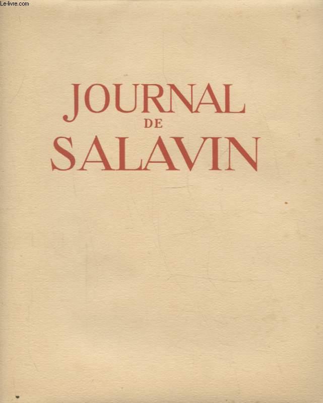 JOURNAL DE SALAVIN