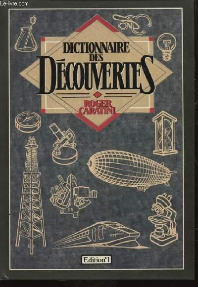 DICTIONNAIRE DES DECOUVERTES