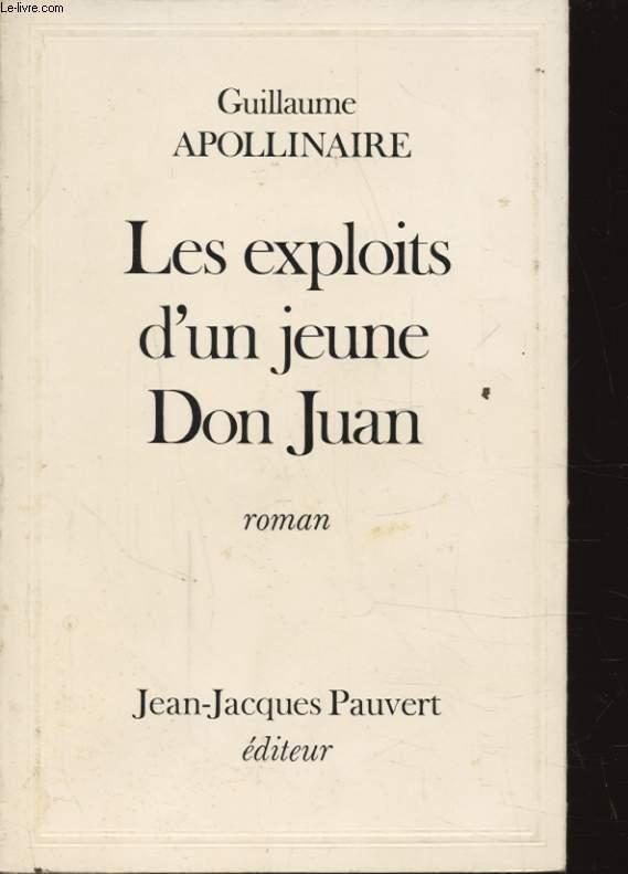 LES EXPLOITS D UN JEUNE DON JUAN