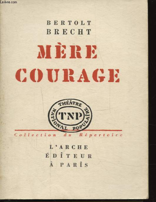 MERE COURAGE