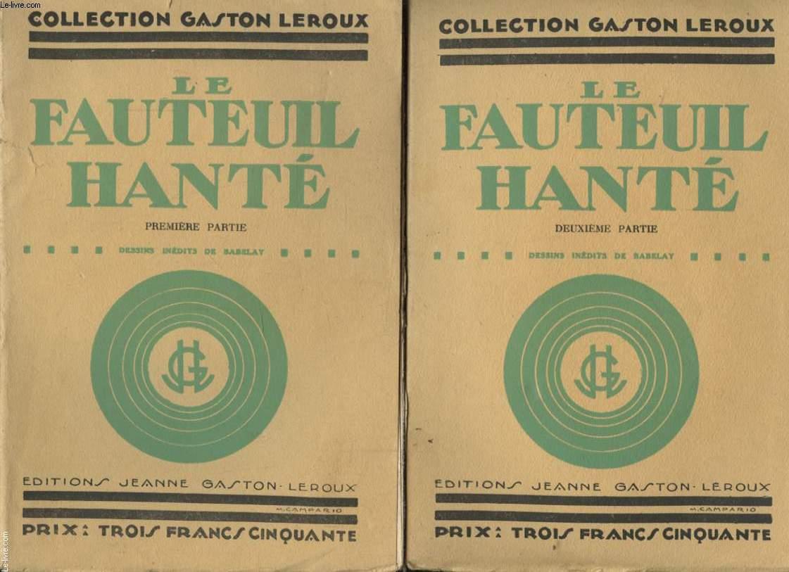 LE FAUTEUIL HANTE EN 2 VOLUMES