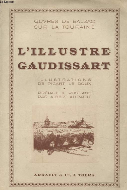 L ILLUSTRE GAUDISSART