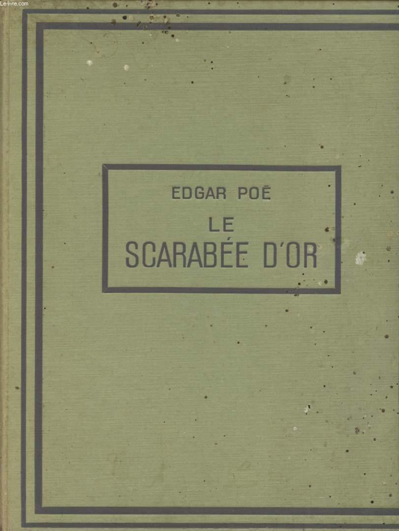 LE SCARABEE D OR ET AUTRES HISTOIRES EXTRAORDINAIRES