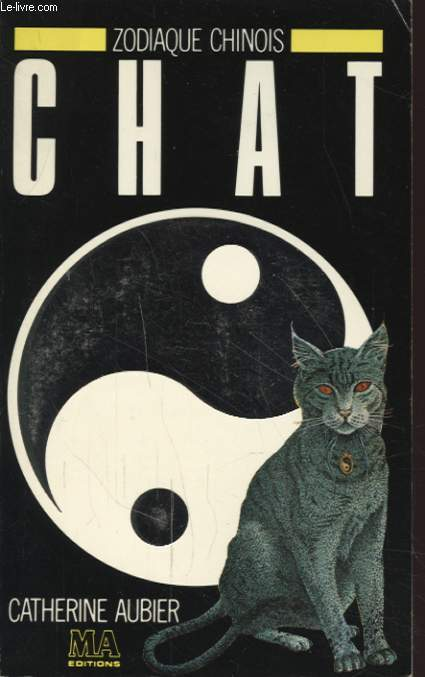 ZODIAQUE CHINOIS CHAT