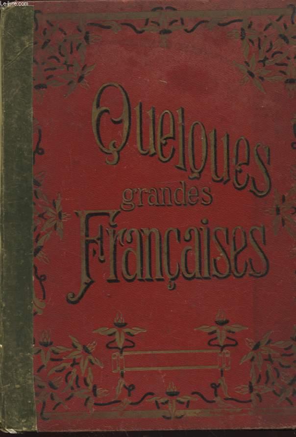 QUELQUES FEMMES FRANCAISES