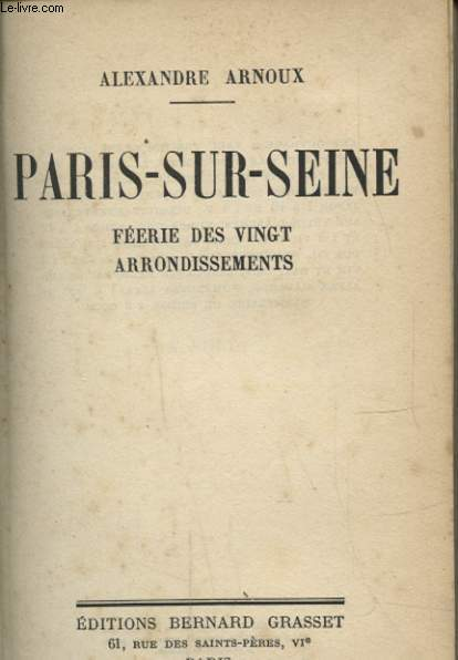 PARIS SUR SEINE FEERIE DES VINGT ARRONDISSEMENTS