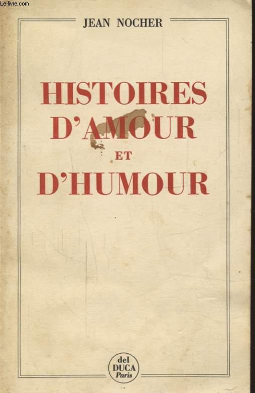 HISTOIRES D AMOUR ET D HUMOUR