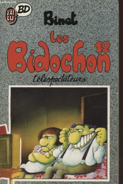 LES BIDOCHON N°12 TELESPECTATEUR