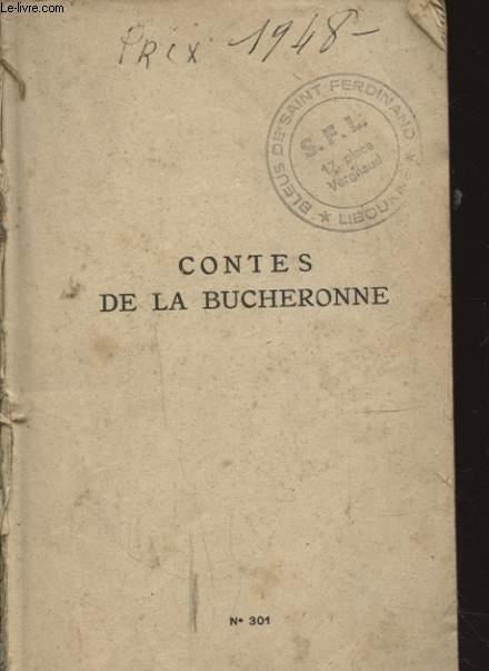 CONTES DE LA BUCHERONNE