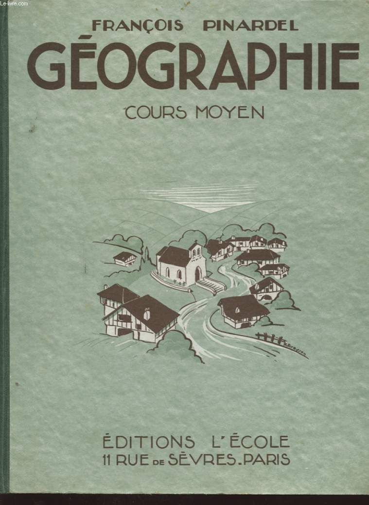 GEOGRAPHIE COURS MOTEN