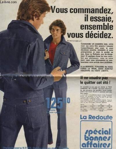 Livres anciens catalogue en stock dans nos locaux envoi sous 24h le liv - La redoute fr catalogue ...