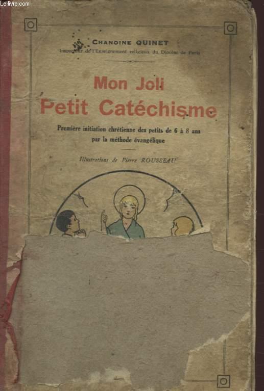 MON JOLI PETIT CATECHISME