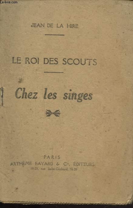 LE ROI DES SCOOTS CHEZ LES SINGES