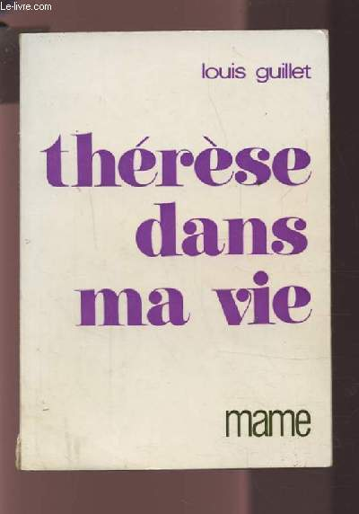 THERESE DANS MA VIE.