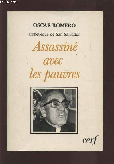 ASSASSINE AVEC LES PAUVRES.