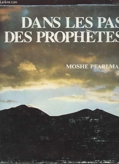 DANS LES PAS DES PROPHETES.