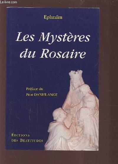 LES MYSTERES DU ROSAIRE.