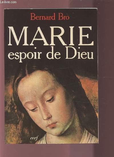 MARIE ESPOIR DE DIEU.
