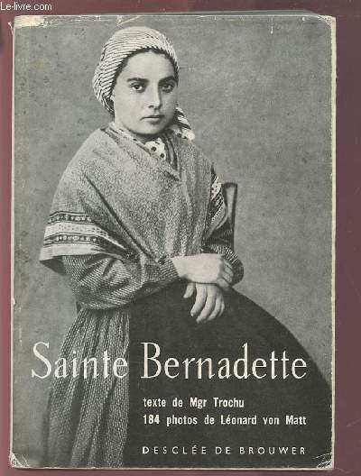 SAINTE BERNADETTE.